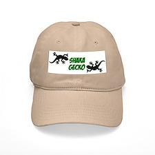 Shaka Gecko Baseball Cap
