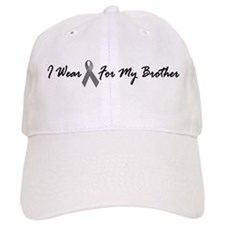I Wear Grey For My Brother 1 Hat