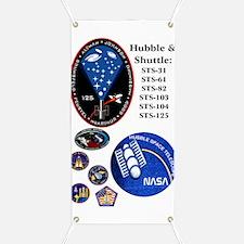 Hubble Composite Banner