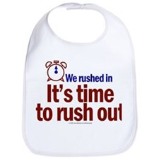 Time to rush out. Bib