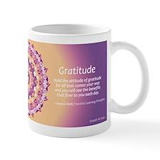 Gratitude PLP Mug
