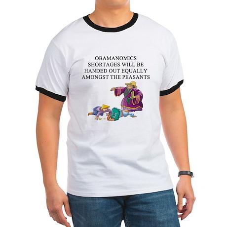 mccain palin gifts t-shirts Ringer T