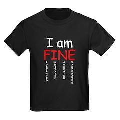 I am FINE, T