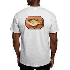 Singing Fish Plaque T-Shirt