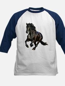 Black Stallion Horse Tee
