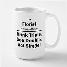 Florist Large Mug