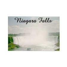 Niagara Falls, Canada Rectangle Magnet