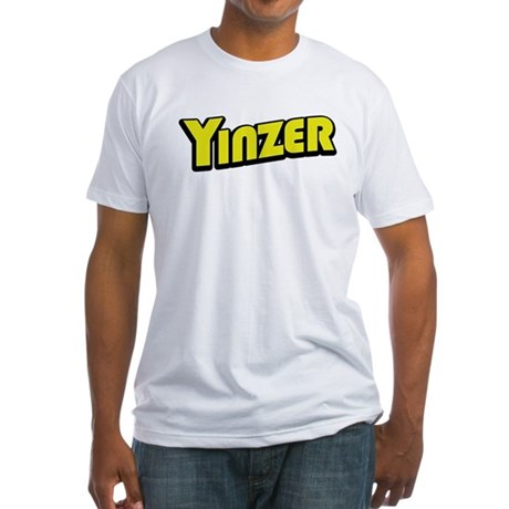 The Yinzer Fitted T-Shirt