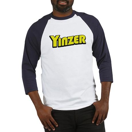 The Yinzer Baseball Jersey