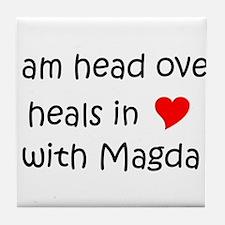 Unique Healer Tile Coaster