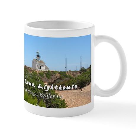 Old Point Loma Lighthouse Mug