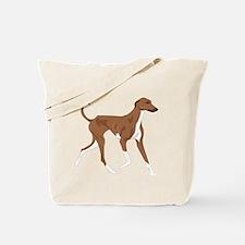 Plain Azawakh Tote Bag
