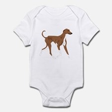 Plain Azawakh Infant Bodysuit