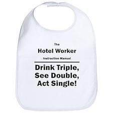 Hotel Worker Bib