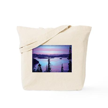Priest Lake Tote Bag