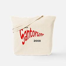 Rick Santorum Tote Bag-1