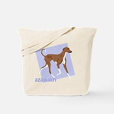 Unique Azawakh Tote Bag