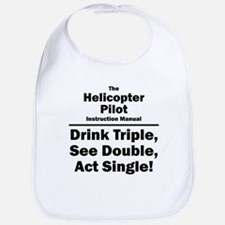 Helicopter Pilot Bib