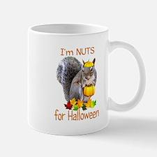 Squirrel Halloween Mug