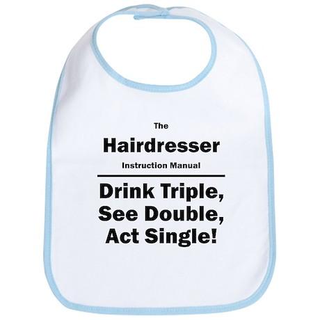 Hairdresser Bib