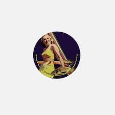 Prisma Blonde Mini Button