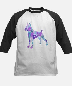 Funny Purple and teal Tee