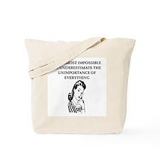 universal truth design Tote Bag