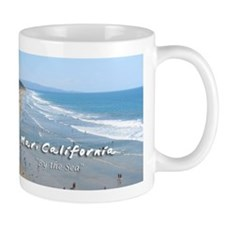 Del Mar City Beach Mug