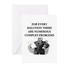universal truth design Greeting Cards (Pk of 20)