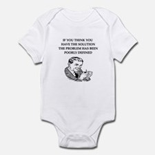 universal truth design Infant Bodysuit