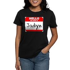 Hello my name is Jadyn Tee