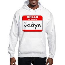 Hello my name is Jadyn Jumper Hoody