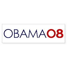 OBAMA 08 Bumper Bumper Sticker