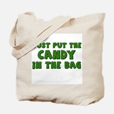 Candy in the Bag Tote Bag