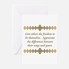 Appreciate Greeting Cards (Pk of 10)