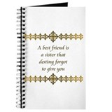Best friend Journals & Spiral Notebooks