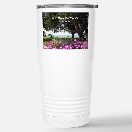 Seagrove Park Stainless Steel Travel Mug