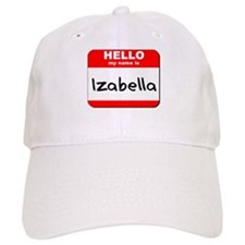 Hello my name is Izabella Cap
