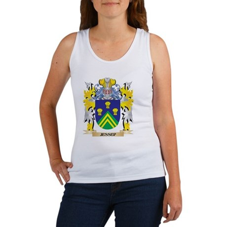 Jessep Coat of Arms - Family Crest Tank Top