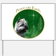 Cairn Peace Yard Sign