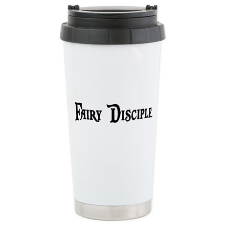 Fairy Disciple Stainless Steel Travel Mug