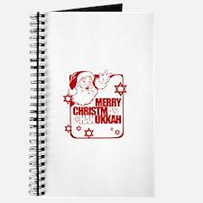 Merry Christmas and Hanukkah ~ Journal