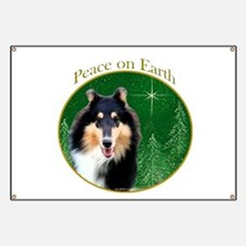 Collie Peace Banner