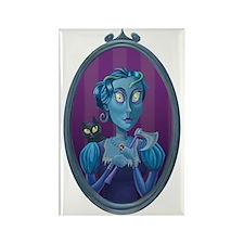 Lizzie Borden Rectangle Magnet (100 pack)