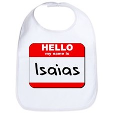 Hello my name is Isaias Bib