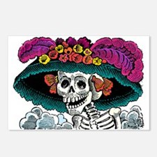 Catrina Postcards (Package of 8)