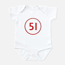 Emergency 51 Infant Bodysuit