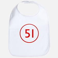 Emergency 51 Bib