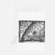 Flammarion Greeting Cards (Pk of 10)
