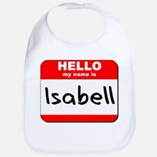 Hello my name is Isabell Bib